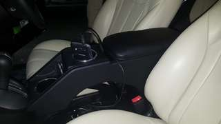Custom centre console for cars