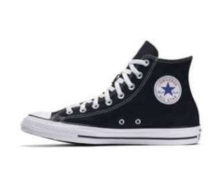 High top converse size 5