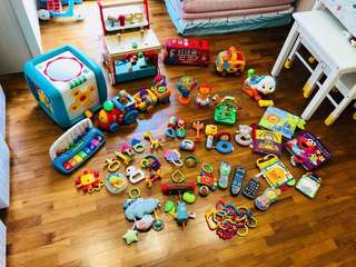 Branded baby toys clearance sales