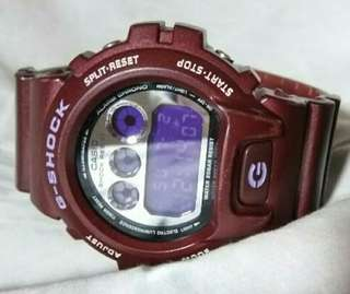 G Shock Watch Casio 6900SB