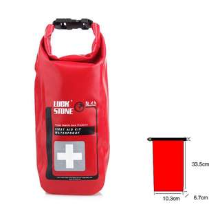 New Portable Medical Bag 2L Waterproof First Aid Bag Emergency Kits Outdoor First Aid Kit