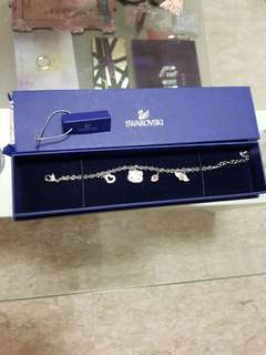 Limited Edition Swarovski Hello Kitty Bracelet