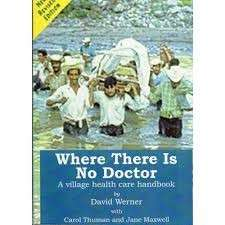 eBook - Where There Is No Doctor by David Werner