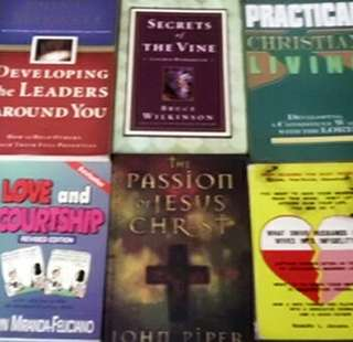 6 Devotional Books for 160
