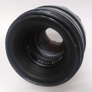 Helios 44-2 58mm F2 旋轉散景