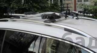 Yakima whisbar S53W roof rack+Lock