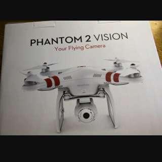 Drone dji phanton 2 vision