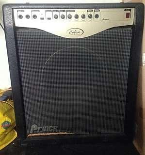 Amp bass prince cobra 90watt