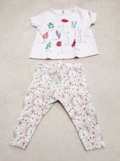 Zara Baby Girl Original