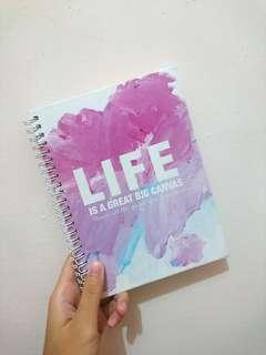 Sketchbook / notebook