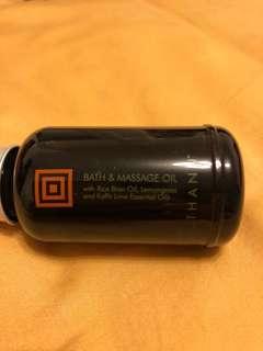 THANN bath and massage oil 60ml