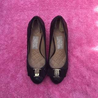 Dorothy perkin shoes high heels in black (original)
