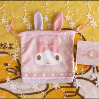 Melody/Little Twin Star 🌟 Drawstring pouch