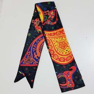 Silk Twilly - 1 pair