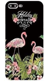 Flamingo Iphone x casing