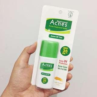 Acnes UV tint ( sunscreen )