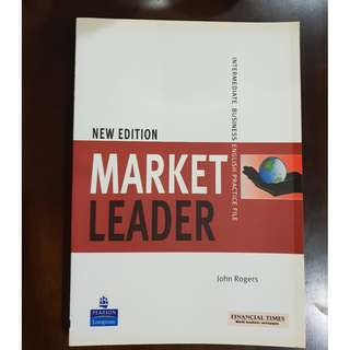 Market Leader Intermediate Coursebook John Rogers