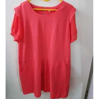 Plus Size Dress (4XL)