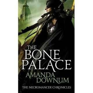 eBook - The Bone Palace by Amanda Downum