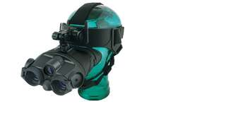 Original Yukon 25025 infrared night vision binocular goggles 1x24 night vision&Head mount night vision for hunting night vision