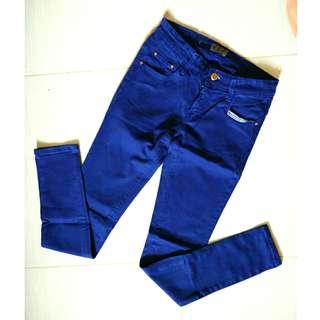 Zara Jeans Biru (KW)