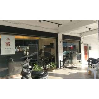 髮型工作室頂讓拆賣。0930083658劉先生