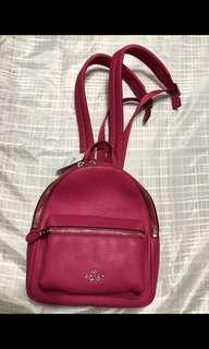 WTS: Coach Mini Charlie Backpack