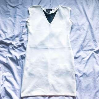 Taylor and Company neoprene dress