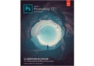 eBook - Adobe Photoshop CC Classroom in a Book (2017) by Andrew Faulkner