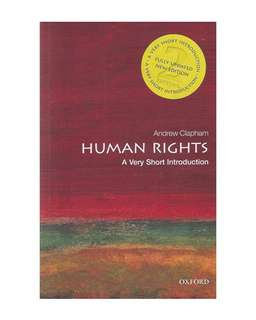 eBook - Human Rights: A Very Short Introduction by Andrew Clapman