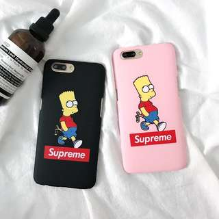 [PO] Supreme Simpson Oppo Case