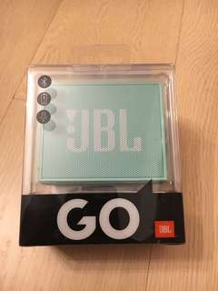 NEW JBL GO Portable Bluetooth Speaker 手提式藍芽喇叭