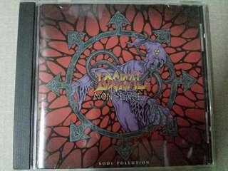 Music CD: Logical Nonsense–Soul Pollution - Hardcore/Punk - Alternative Tentacles Records