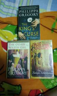 Philippa Greggory Book Bundle