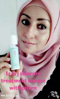 Izza j treatment essence with pitera