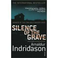 eBook - Silence of the Grave by Amaldur Indridason