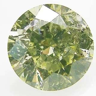 綠鑽石裸石