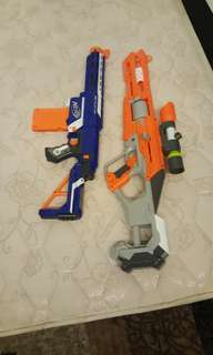 Nerf gun! Sell both together