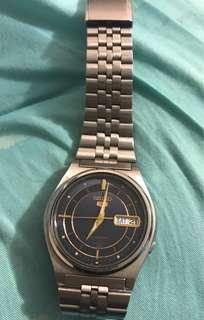 Seiko自動機械錶