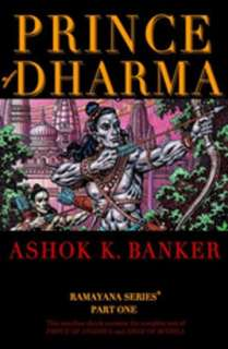 eBook - Prince of Dharma by Ashok Banker