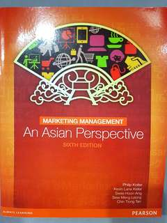 Marketing Management | An Asian Perspective (Sixth Edition) by Pearson