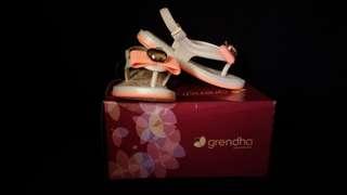 Grendha Sense II Sand Baby slippers sandals