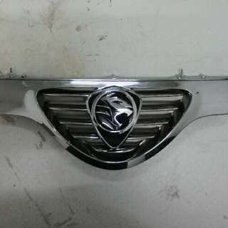 PERDANA V6 Alfa Chrome Grill with new 3D emblem