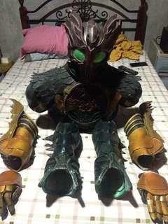 Kamen Rider Tatoba SIC version