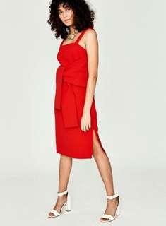 Australian Keepsake Red Dress