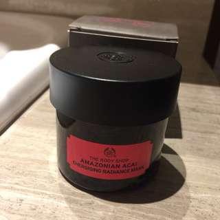 The Body Shop Amazonian Acai Face Mask