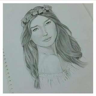 Portrait/ Artwork