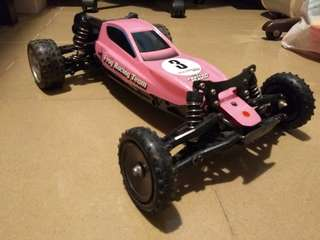 Tamiya DT-03 2WD buggy rolling chassis