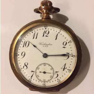 Washington Vintage Pocket Watch
