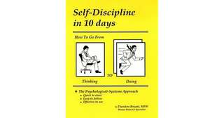 eBook - Self Discipline In 10 Days by Theodore Bryant